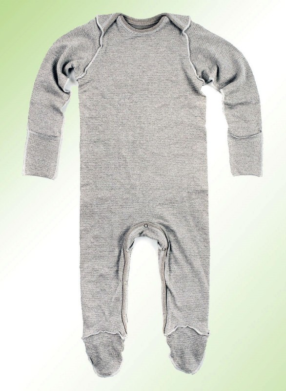 BINAMED® Baby overalls, long-sleeve