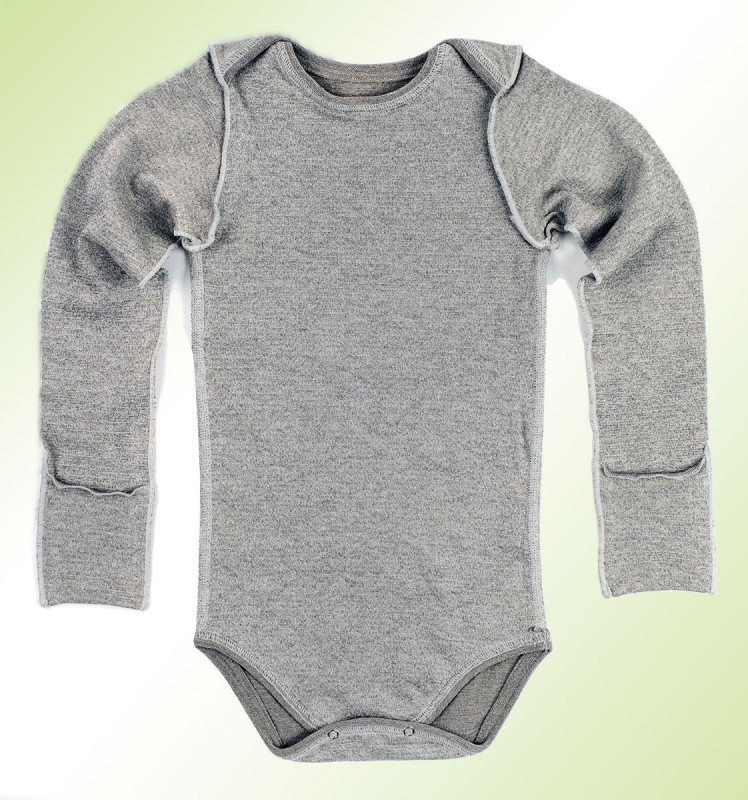 BINAMED® - Baby-Body, Langarm