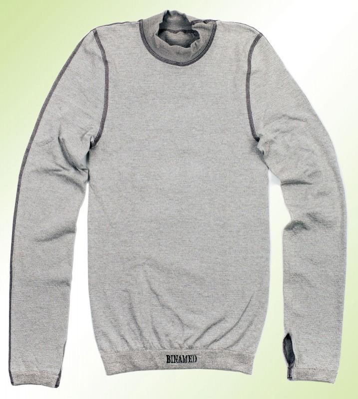 BINAMED® - Shirt Langarm Herren