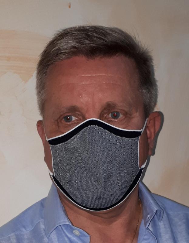 BINAMED® - Face Mask black