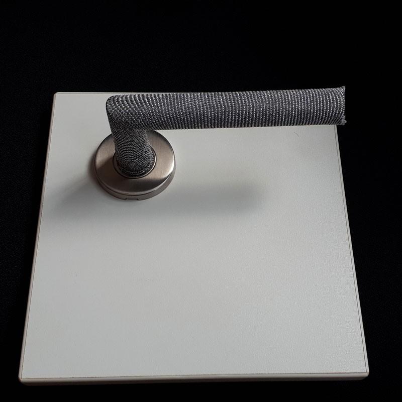 BINAMED® - Türgriffüberzug silber